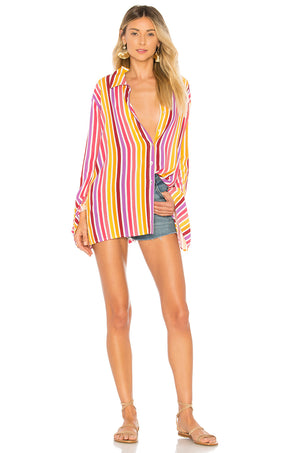Raquel Beach Shirt
