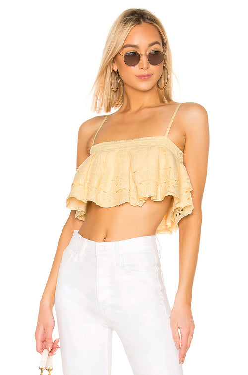 Stella Crop Top