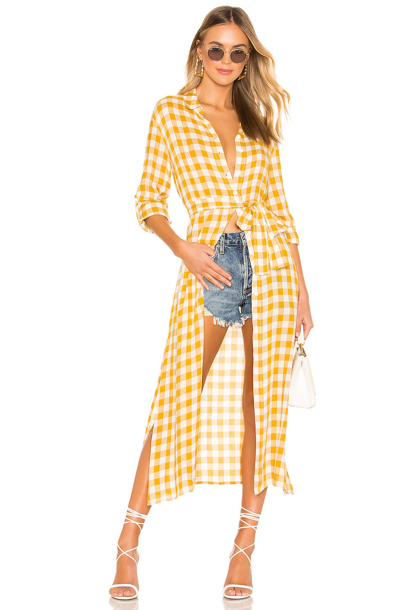 Thea Shirt Dress