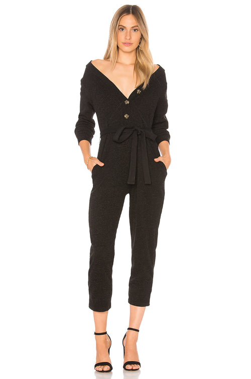 Veronica Knit Jumpsuit