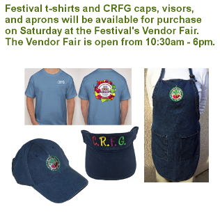 Logo Gear Available At Festival