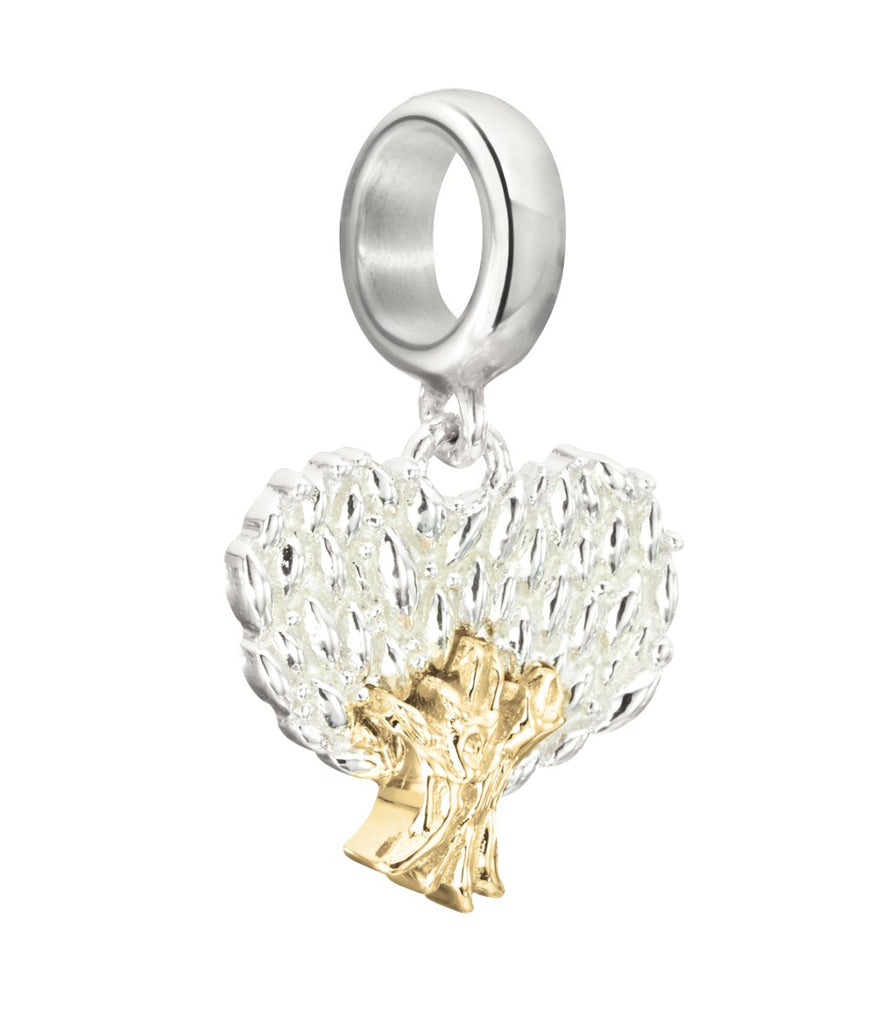 Let Love Grow Family Tree Charm - 2210-0785