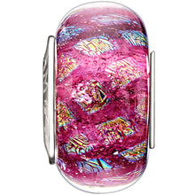 Load image into Gallery viewer, Opulence Murano Magenta - 2410-0005