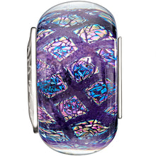 Load image into Gallery viewer, Opulence Murano Purple - 2410-0006