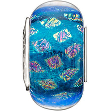 Load image into Gallery viewer, Opulence Murano Blue - 2410-0007
