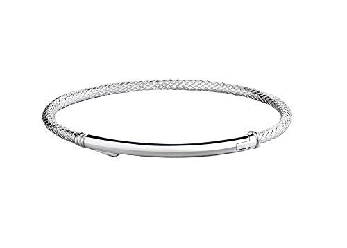 Connections Bar Bracelet, Bright, Large - 1010-0145