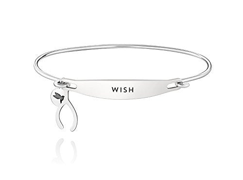 ID Bangle - WISH, S/M - 1010-0216