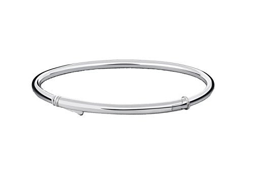 Connections Bar Bracelet, Polished, Small - 1010-0149
