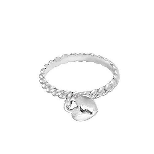 Ring - Heartlock, Size 7 - 1110-0130