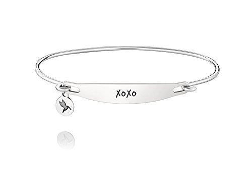 ID Bangle - XOXO, M/L - 1010-0243
