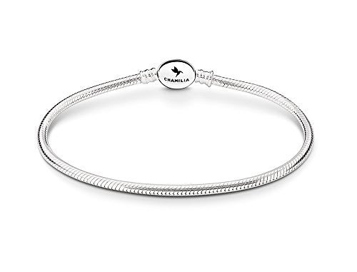 Oval Snap Bracelet, Medium - 1010-0158