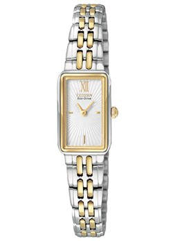 Citizen Women's EG2824-55A Eco-Drive Two Tone Watch
