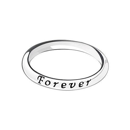 Ring - Today, Tomorrow, Forever, Size 7 - 1110-0163