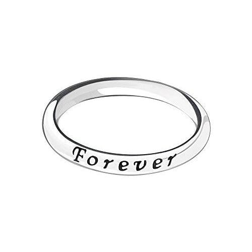 Ring - Today, Tomorrow, Forever, Size 8 - 1110-0164