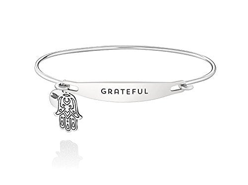 ID Bangle - GRATEFUL, M/L - 1010-0225