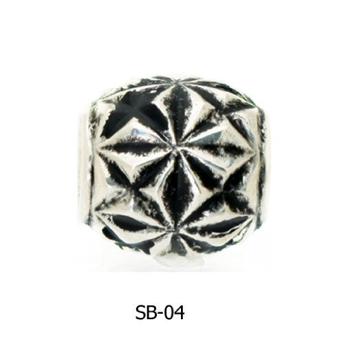 Authentic Galatea Silver Bead SB-04