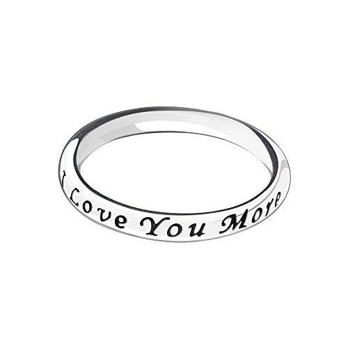 Ring - Love You, Love You More, Size 6 - 1110-0153