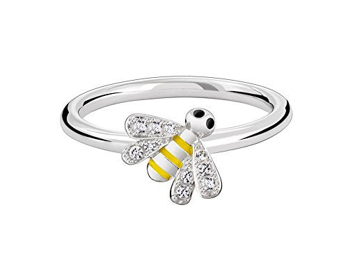 Ring - Honey Bee, Size 8 - 1125-0384