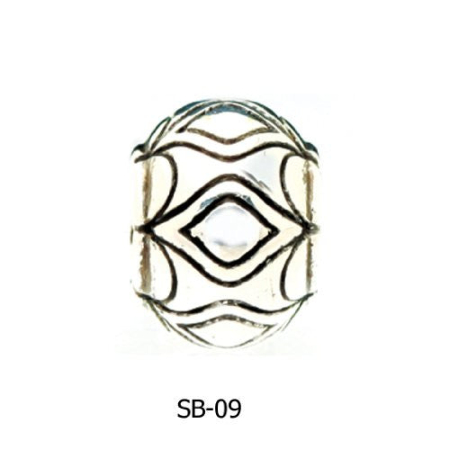 Authentic Galatea Silver Bead SB-09