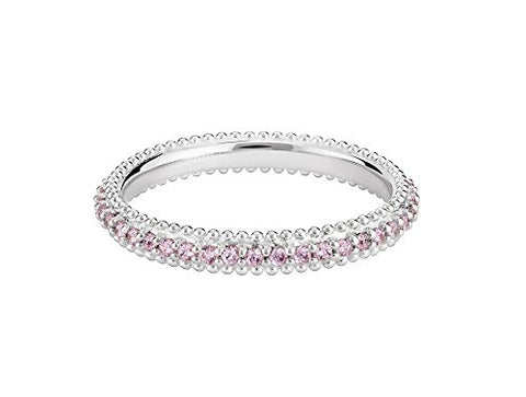 Ring - Eternity Pink, Size 8 - 1125-0396