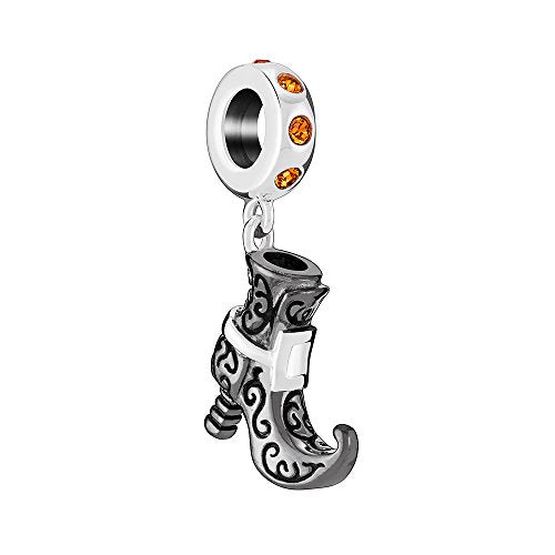 Authentic Chamilia Witch's Boot Charm - 2025-1952