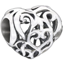 Load image into Gallery viewer, Heart Filigree - 2010-3136