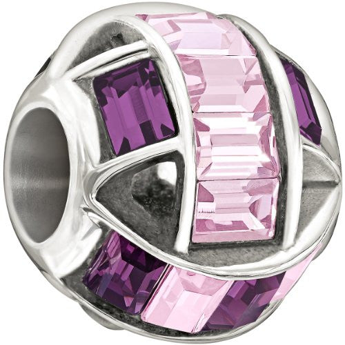 Spellbound Charm with Purple Swarovski - 2083-0465