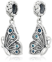Load image into Gallery viewer, True Blue Friendship Butterfly Charm - 2025-1428