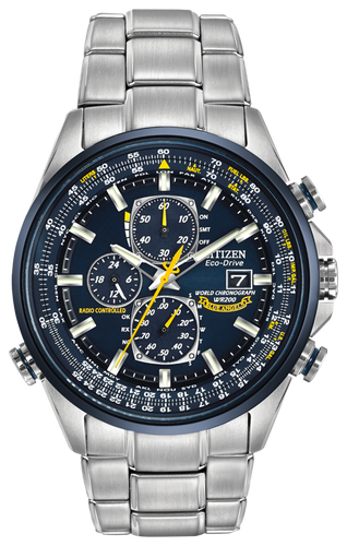 World Chronograph A-T - AT8020-54L