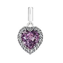 Load image into Gallery viewer, Crystal Heart Amethyst - 2025-1767