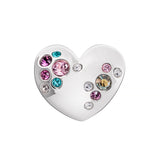 Crystal Cluster Heart - 2025-2173