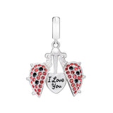 Love Bug Locket - 2025-2238
