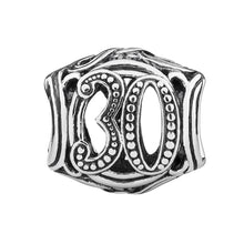 Load image into Gallery viewer, 30 Milestone Charm - 2010-3323
