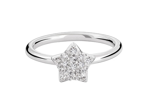Ring - Brilliant Star, Size 7 - 1125-0374