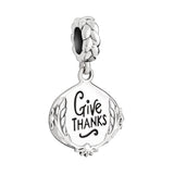 Give Thanks Charm - 2020-0931