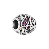 Paisley Treasure Charm - 2025-2318