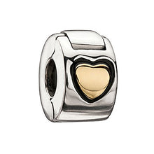 Load image into Gallery viewer, Gold Heart Lock - MC-4