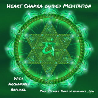 Heart Chakra Guided Meditation with Archangel Raphael