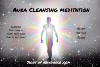 Aura Cleansing Meditation a Guided Meditation to cleanse the auric field free by Tara J Clarke free