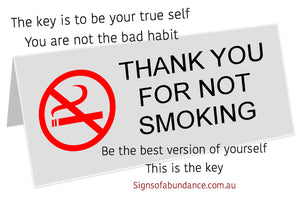 Stop Smoking Bad Habits or Fears at the Level of The Soul by being your true authentic self first Palm Cove Cairns or Online