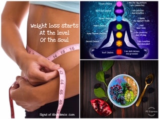 Akashic Records Reading for Soul Realignment for Weight Loss