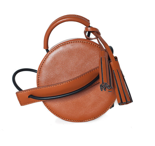Tan Trixie Bag - Jade and Camil