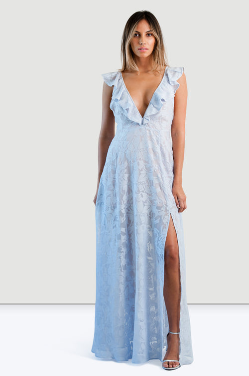 Wander Lust Maxi Dress - Jade and Camil