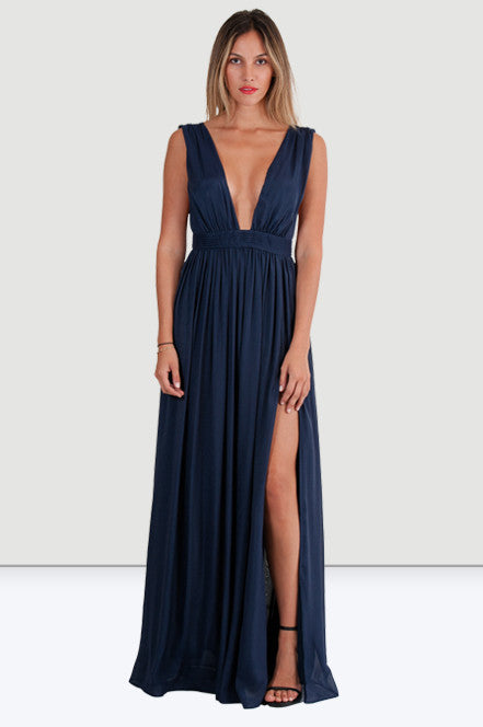 Soir̩ée Maxi Dress - Jade and Camil