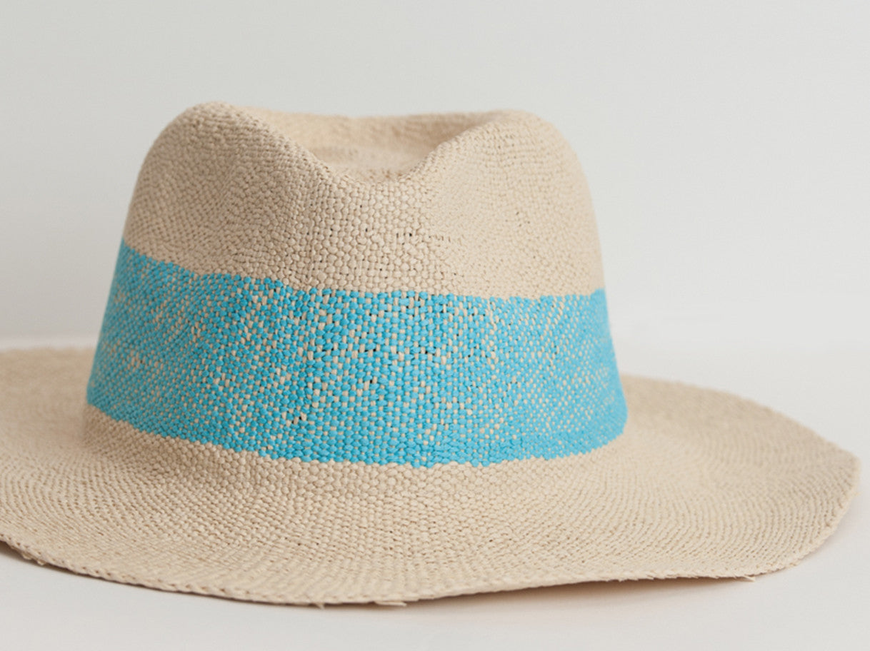 Fedora Stripe - Jade and Camil
