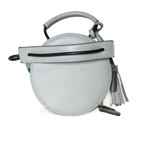 Gray Trixie Bag - Jade and Camil