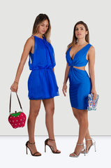 Sophy Dress - Jade and Camil