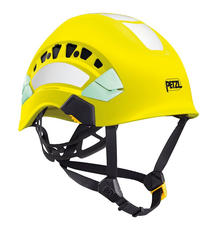 VERTEX  HI-VIZ helmet, ANSI, High-Visibility  Yellow