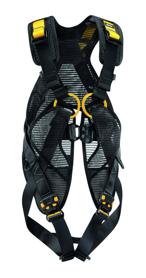NEWTON EASYFIT full body harness with fast buckles and vest, ANSI & CSA