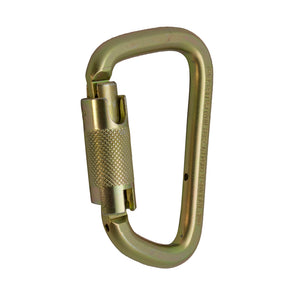 Tacoma Triple Locking Carabiner   Fusion